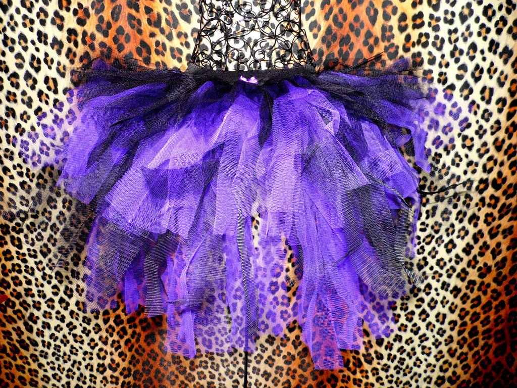 Girls Maleficent Tutu