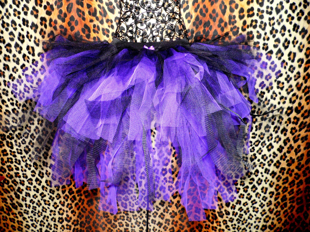 Plus Size Maleficent Tutu