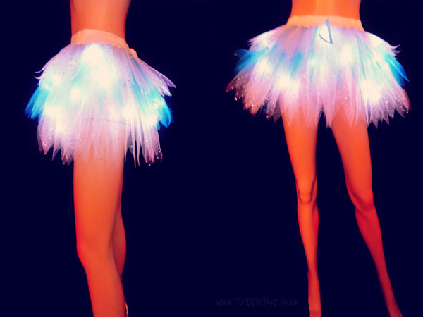 Deluxe Light Up Tinkerbell Tutu