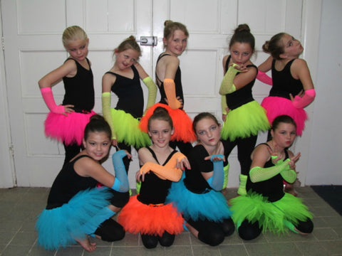 Star Feather Tutu