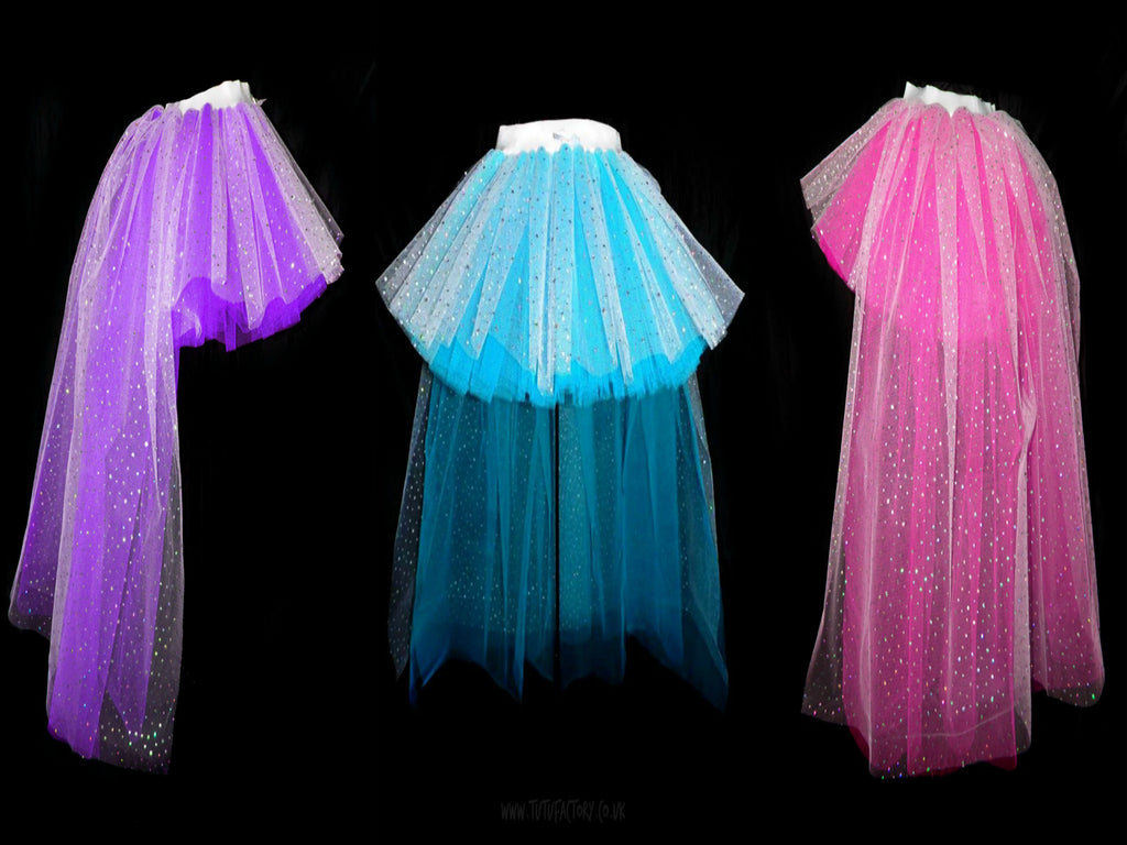 Budget Sparkle High and Low Tutu