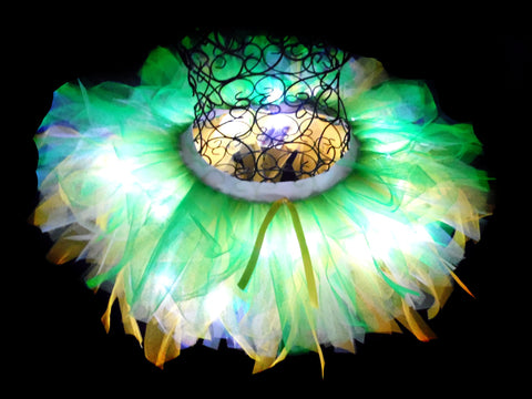 Irish Lights Tutu