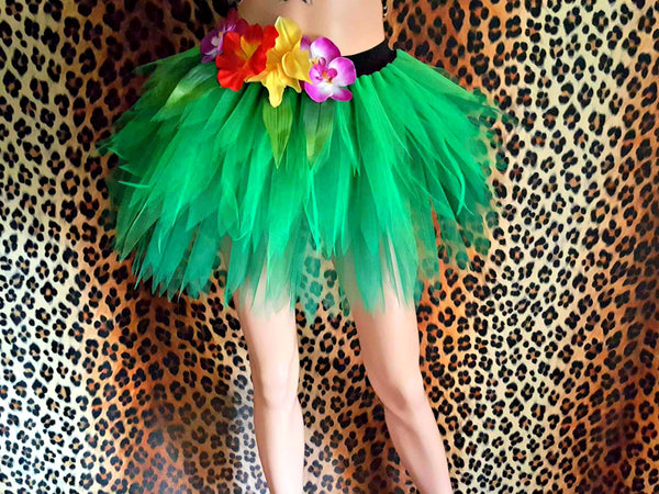 Deluxe Adult Roar Katy Perry Inspired Tutu Set