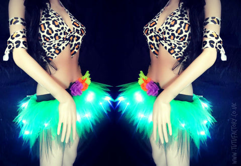 Light Up Roar Tutu