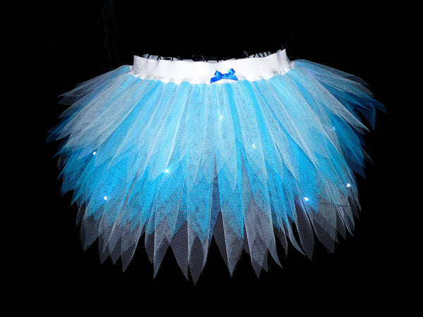 Budget Fairy Lights Tutu