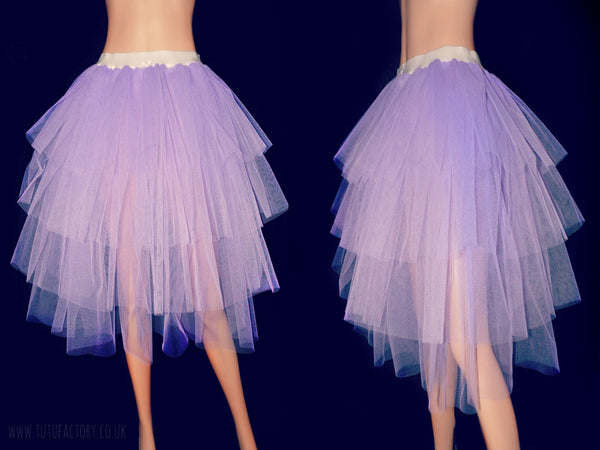 Plus Size Seeking Susan Longer Length Tutu