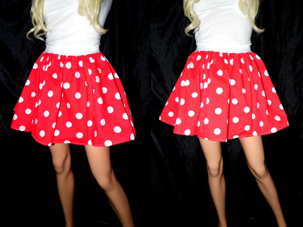 Plus Size Bargain Minnie Mouse Tutu