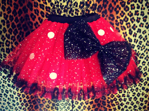 Deluxe Minnie Mouse Tutu