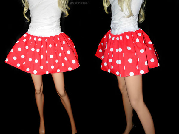Plus Size Minnie Mouse Tutu