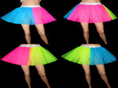 Girls Party Raver Tutu