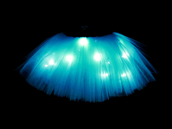 Budget Party Lights Tutu