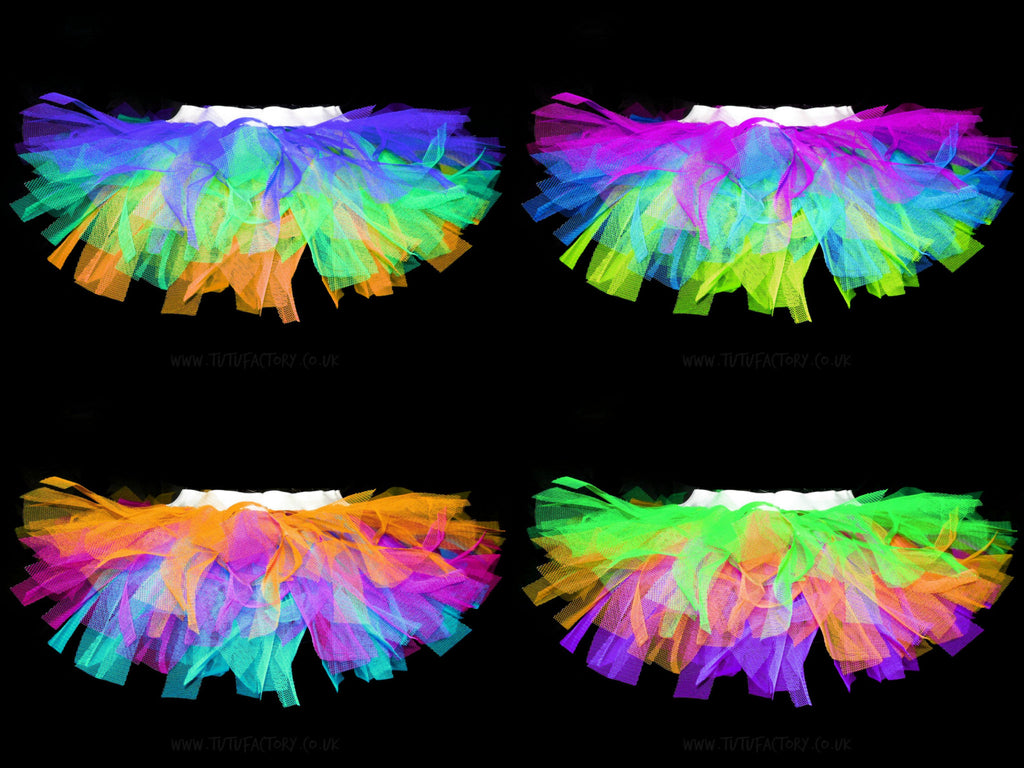 Design Your Own Neon Halloween Tutu
