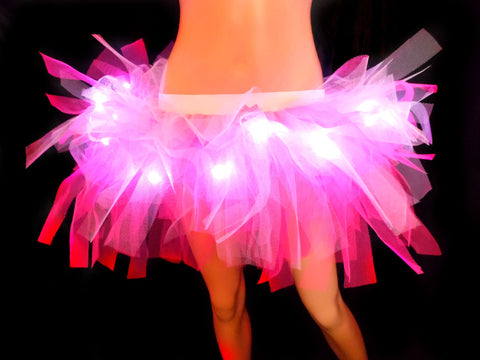 Girls Baby Lights Tutu