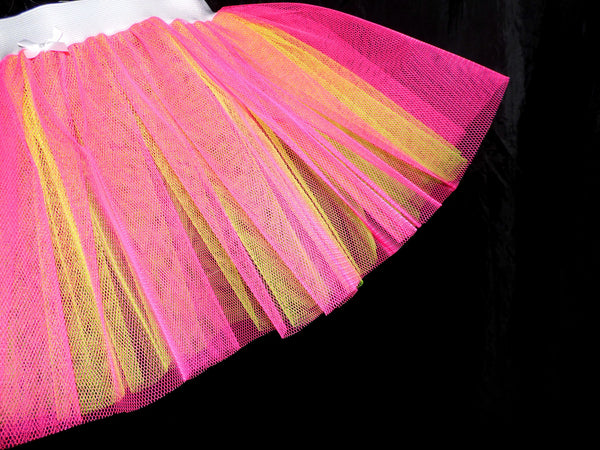 Plus Size Neon Elements Tutu