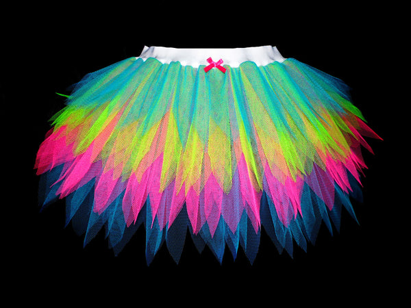 Plus Size Neonite Tutu