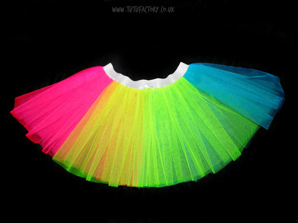Plus Size Party Raver Tutu