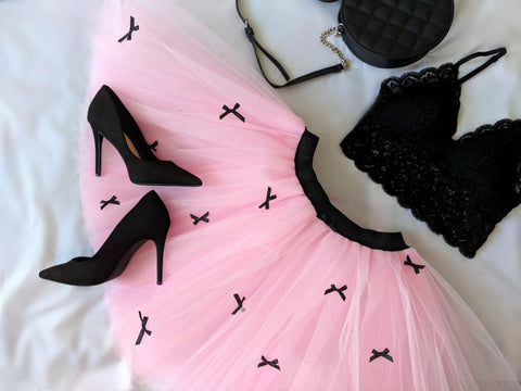 Betty Bow Fashion Tutu