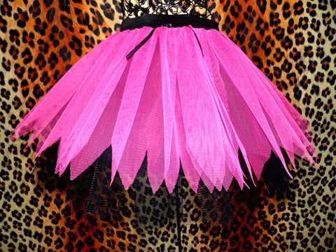 Plus Size Neon Duo Tutu