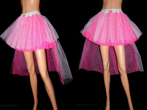 Deluxe Sparkle High and Low Tutu