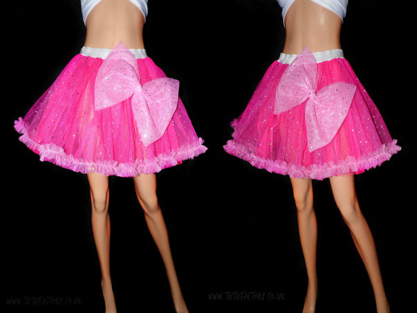 Add A Big Bow To My Tutu! (Sparkle Net)