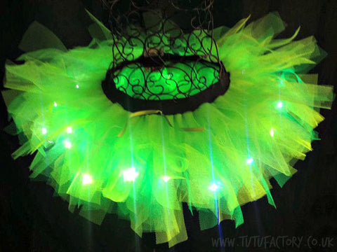 Girls Ombre Lights Tutu