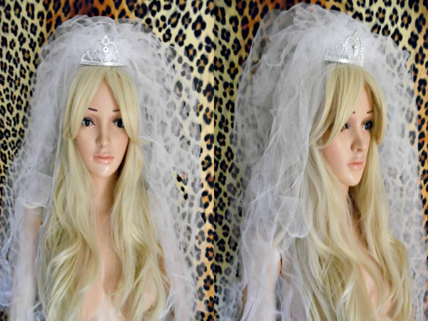 Party Bride To Be Veil