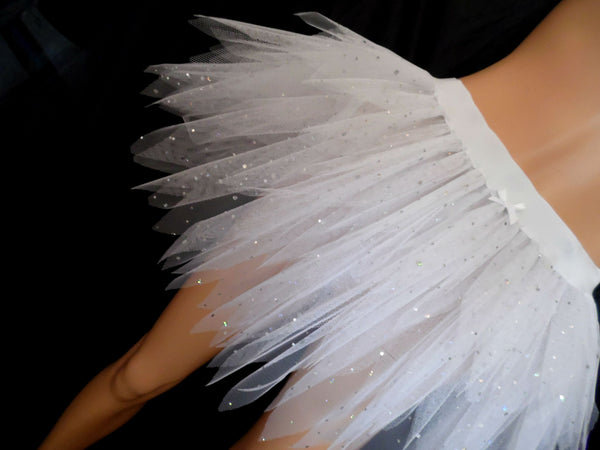 Plus Size Sparkle Fairy Tutu