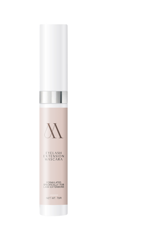 Eyelash extension mascara by MV Beauty Lab