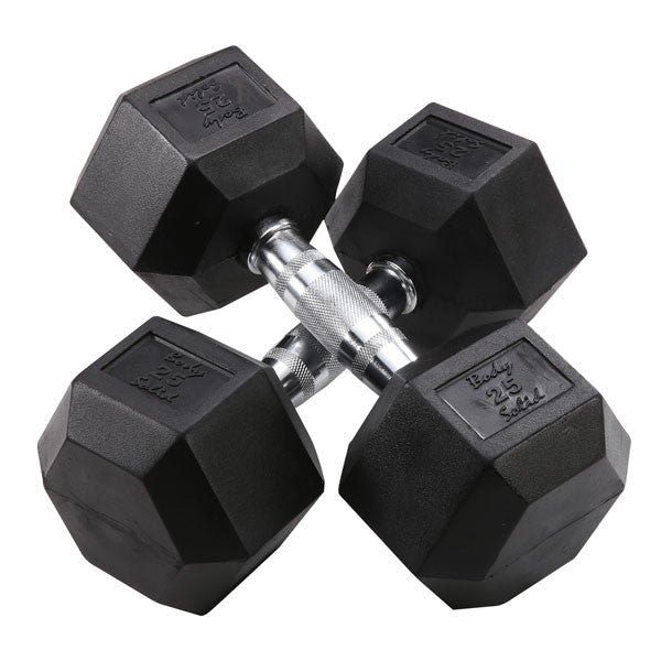 Body Solid Dumbbells