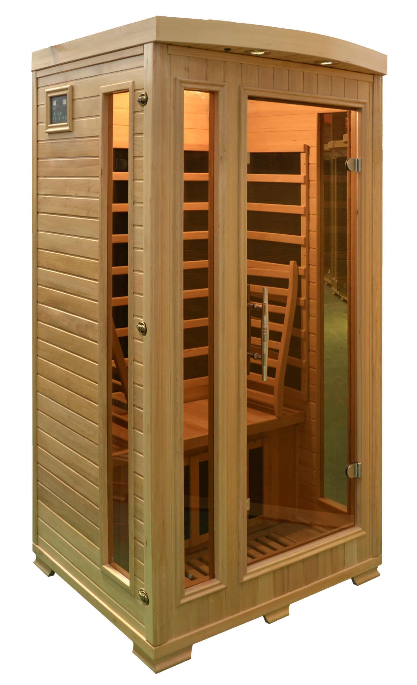 Sun Rich SR4036 1 2 Person Sauna