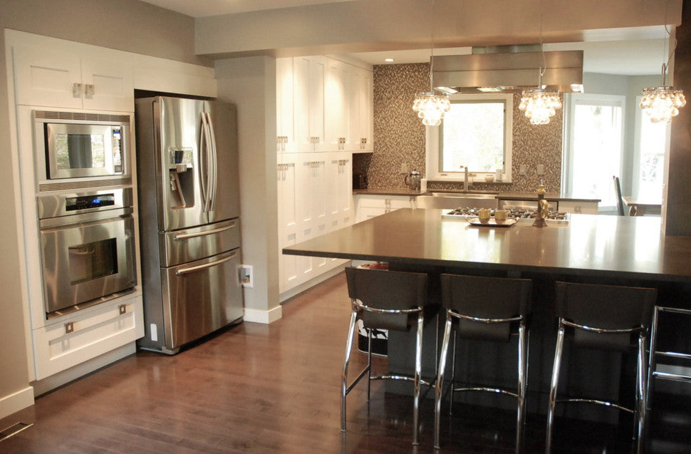 Calgary kitchen interior designer