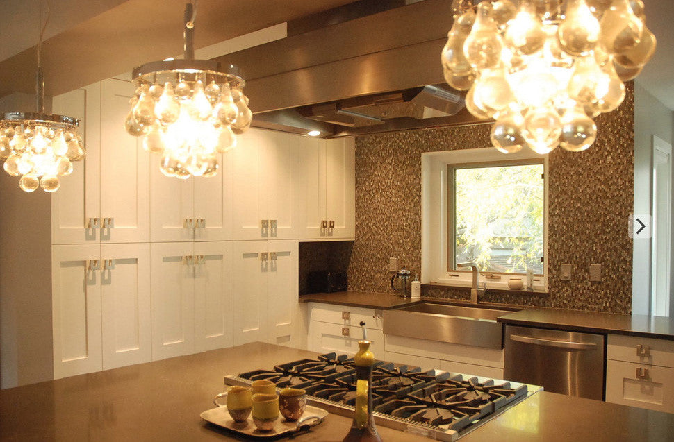 Calgary interior designer kitchen detail