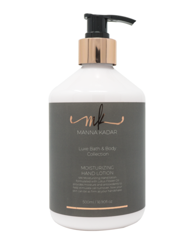 MK Luxe Moisturizing Hand Lotion