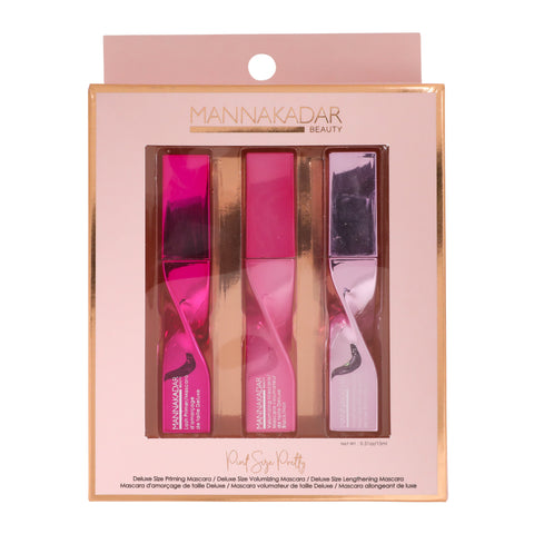 Pint Size Pretty - 3 Piece Mascara Set