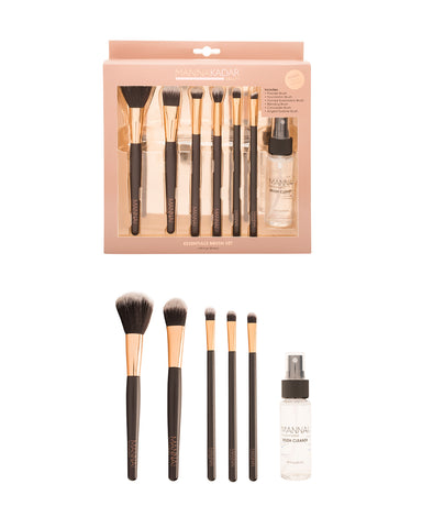 Essentials Brush Kit Manna Kadar