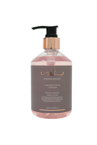 MK Luxe Moisturizing Hand Soap