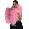 Candy Pink 120 Gram Chandelle Feather Boas