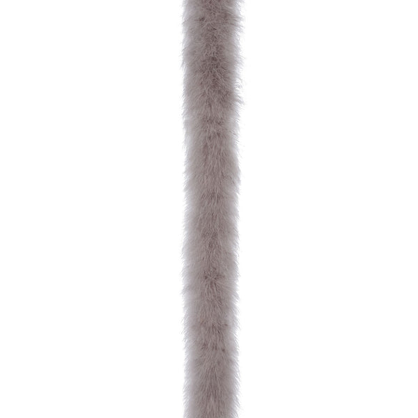 Taupe 25 Gram Marabou Feather Boa