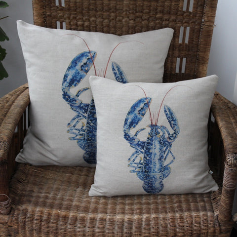Cushion - lobster