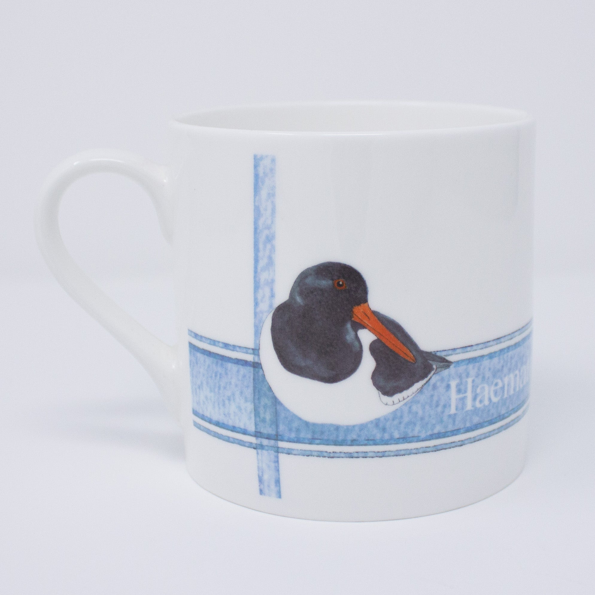 Oystercatcher big bird mug