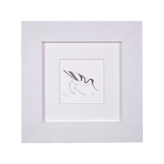 Avocet Mini Print