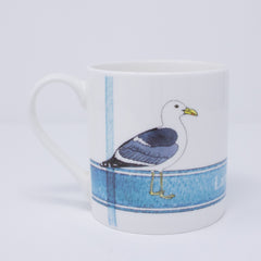 Mug - Black backed gull design