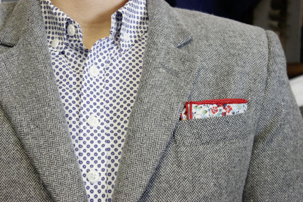 Different Ways To Fold A Pocket Square Kirrin Finch