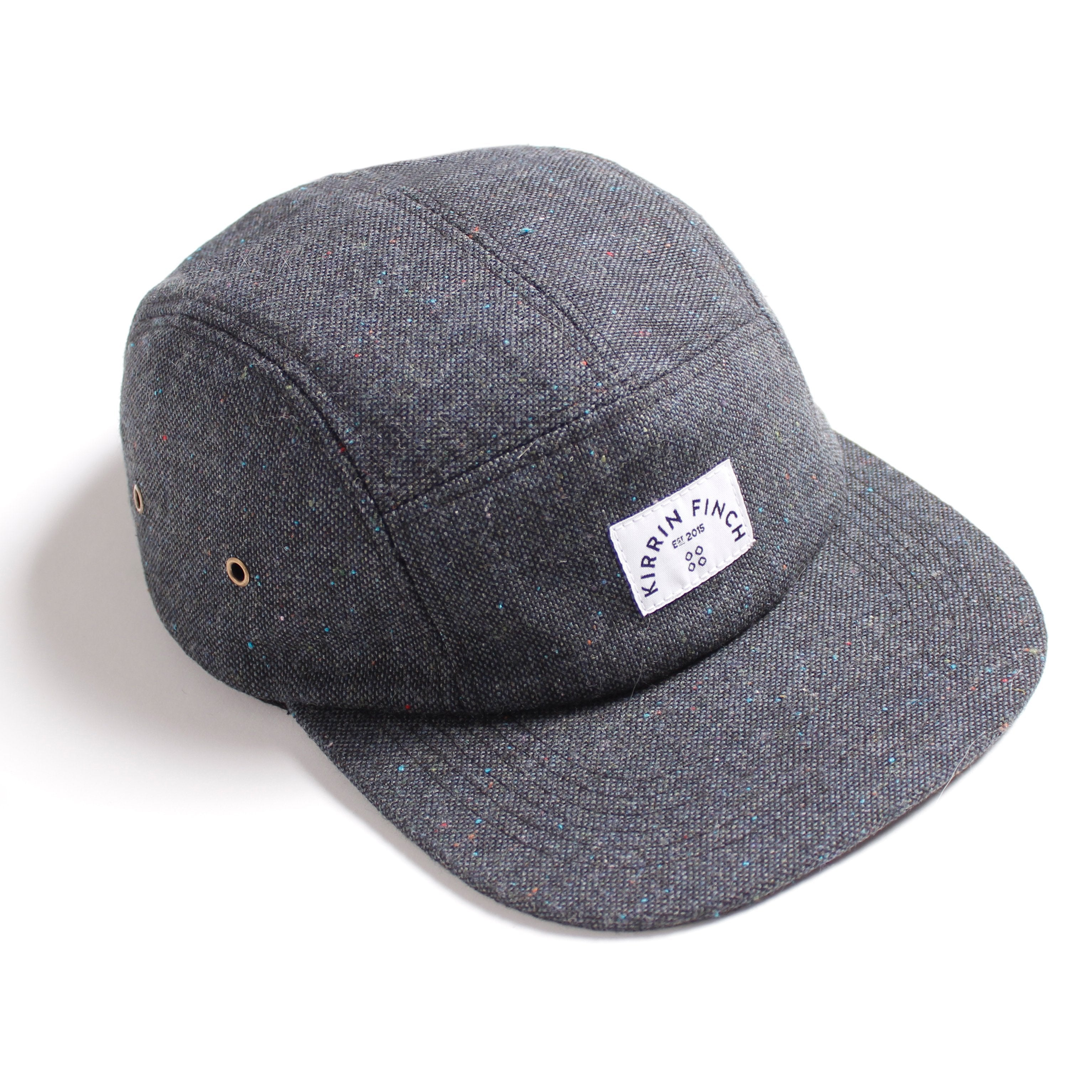 41c21afcc Charcoal Wool 5 Panel Hat