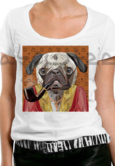 Pug King by DesignGeo