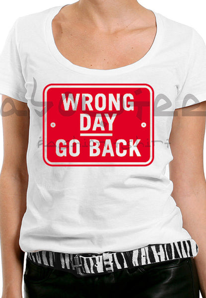 Wrong day