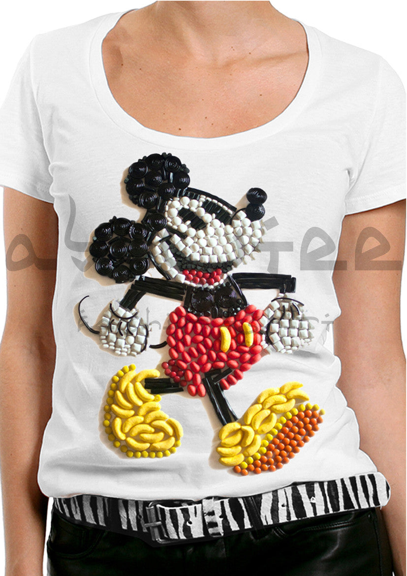 Mickey candy
