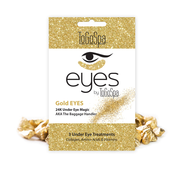 Wholesale Gold EYES by ToGoSpa