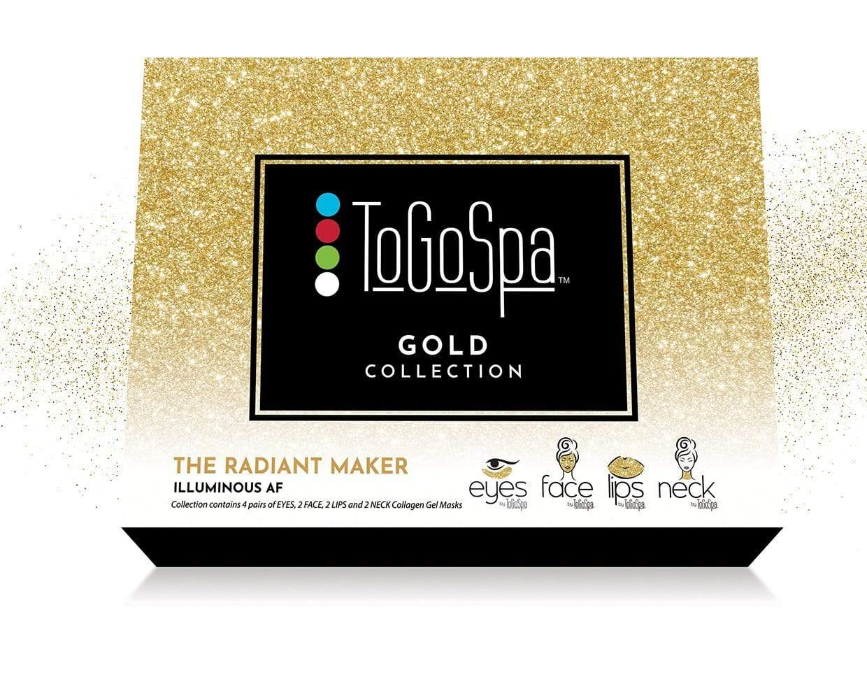ToGoSpa Gold Collection :: AKA The Radiant Maker