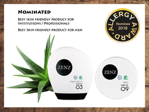 Nomination by AllergyCertified 2018